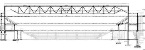 truss section mechanical systems