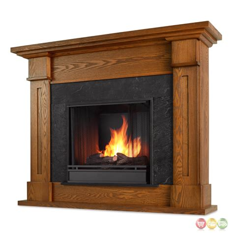 gel fuel fireplace kipling ventless gel fuel fireplace in burnished oak with