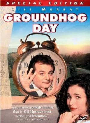 sinopsis groundhog day el dia de la marmota dvdrip identi