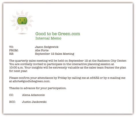 Business Letter And Memo Similarities best photos of memo business letter format sle