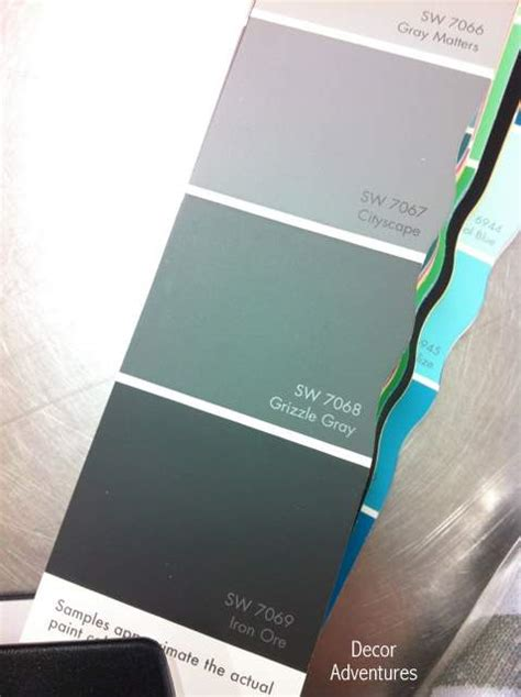 grizzle gray paint for the bathroom 187 decor adventures