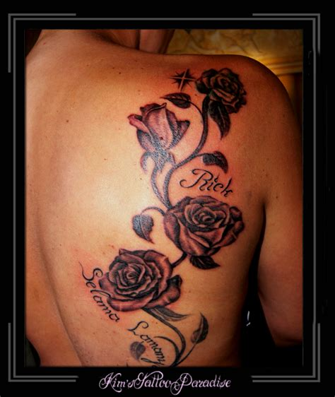 flower kim s tattoo paradise 1000 images about tattoos on flower