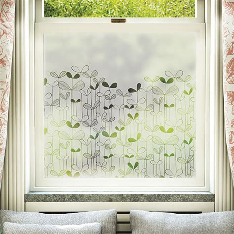 English Country Home Decor frosted window film 5 reasons why you need it ideal home