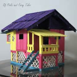 of pinks and tales doll house project traditional