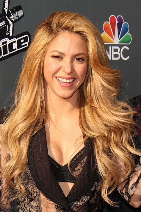 shakira hair color shakira hair color 2014 shakira s hairstyles hair colors