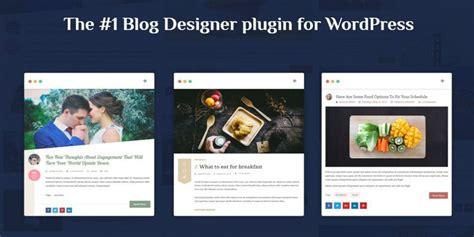 wordpress layout design plugin blog designer a revolutionary wordpress blog layout plugin