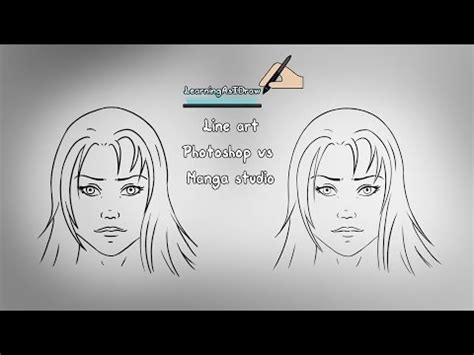 sketchbook pro vs photoshop inking differences in sketchbook pro photoshop and