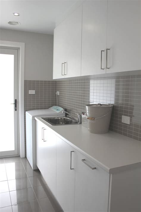 Trends In Kitchen Countertops absolute joinery laundry absolute joinery