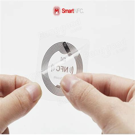 Stiker Programmable Nfc Tag Sticker Smartphone 4pcs xiaomi nfc tag sticker for smartphone with nfc sale banggood sold out