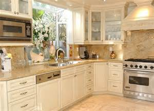 Cream Cabinet Kitchens by Paint Grade Cabinets Malibu Style Doors Antiqued Cream