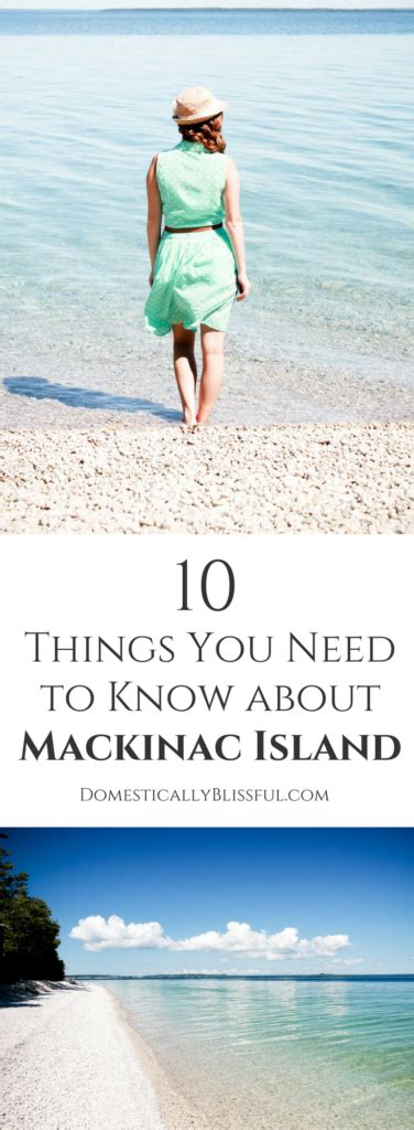 10 Things You Need To About Your Toddler by 10 Things You Need To About Mackinac Island