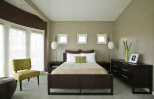 Bedroom Color Schemes Brown And Green Decorating With Green 52 Modern Interiors To Accentuate