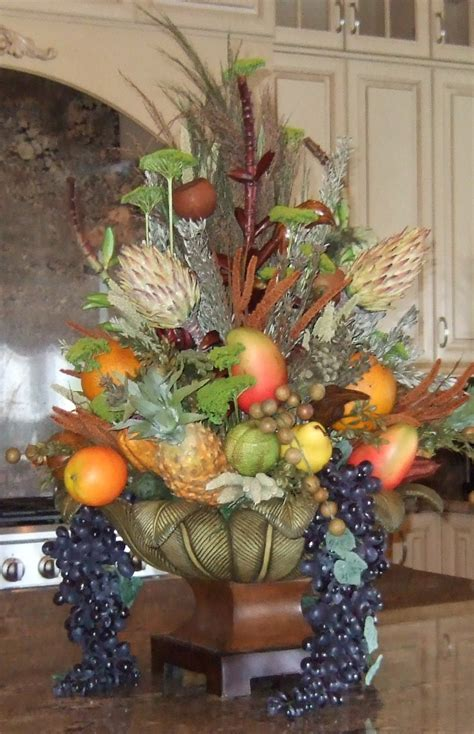 artificial floral arrangements ana silk flowers how to use fruit in artificial floral