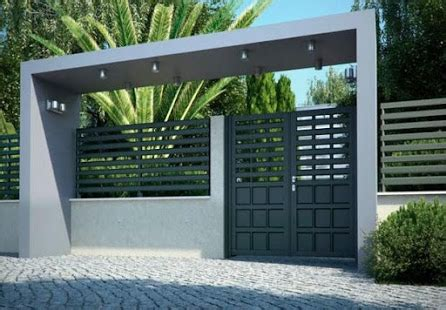 Modern Contemporary House by Modern Gate Designs Android Apps On Google Play