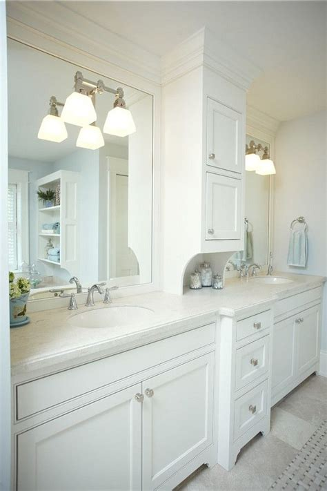 White Bathroom Cabinet Ideas by 25 Best White Bathroom Cabinets Ideas On