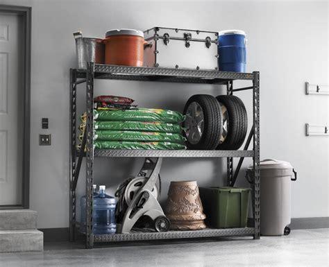 gladiator rack shelving gars774szg modern utility