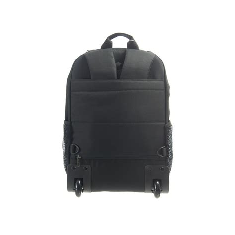 samsonite zaino trolley guardit 48 cm cabina nero