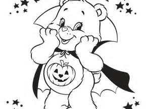 scare up some fun care bears coloring page ag kidzone