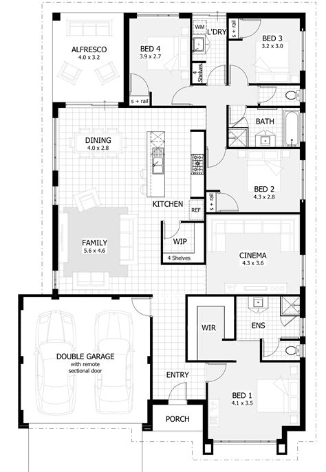 home floor plan designer house designs perth new single storey home designs