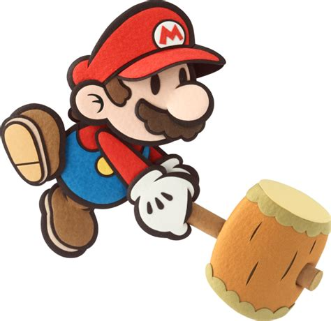 How To Make Paper Mario - rumor new paper mario in the works for wii u now
