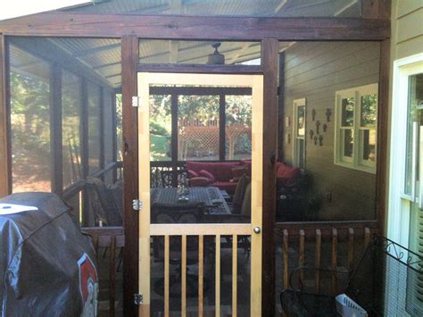 Porch Door And Frame Factory Direct Remodeling Of Atlanta Photo Gallery