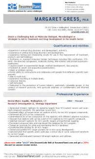 Cv Resume Exle by Cv Sles Resumesplanet