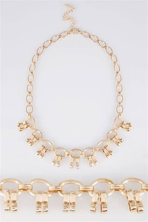 Find S Names By Address Uk Gold Chain Trim Statement Necklace