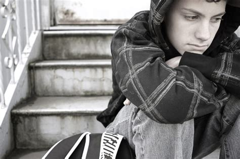 Love Blind Definition Boy Teen Sad