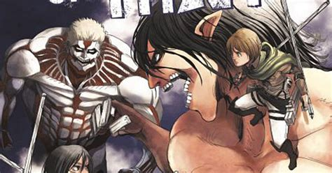 attack on titan 60 attack on titan has 60 million copies in print