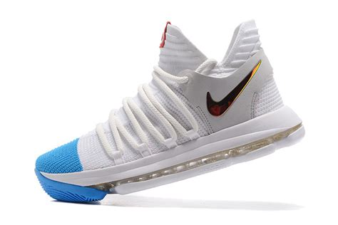 Vbm091 Blue Gold White Grey nike kd 10 white blue gold for sale jordans 2017