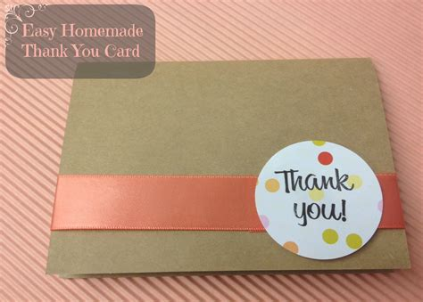 Handmade Thank You Card Designs - thank you card popular images of thank you cards