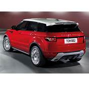 Land Rover Range Evoque Review  Parkers