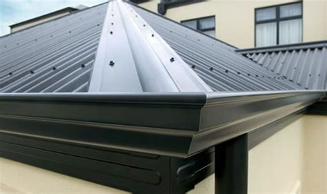 lone aluminum metal roofing systems inc reviews gutter installation services vancouver bc canada