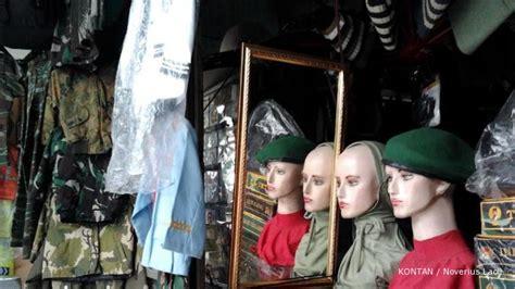 Lu Gantung Jawa Kuno sentra pakaian tni cimahi di kota tentara 1