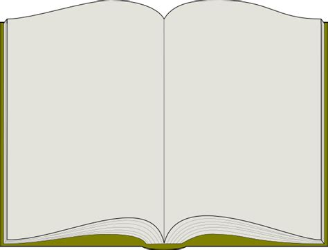 open book template open book template clipart clipart suggest