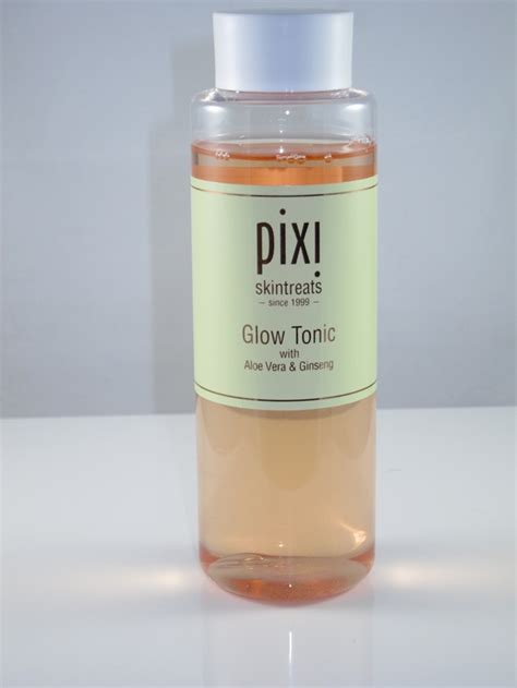 Toner Pixy pixi glow tonic review musings of a muse