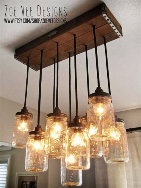 Make Light Fixture How To Make Jar Lshade Step By Step Diy Tutorial How To