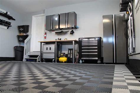 RaceDeck Free Flow   Garage Flooring