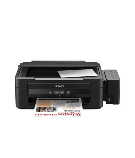 Printer Printer Epson L210 Epson L210 Printer Buy Epson L210 Printer For Print Scan Copy At Low Price On Snapdeal