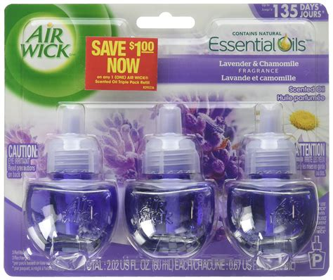 air wick plug in night light amazon com air wick scented oil air freshener warmer with