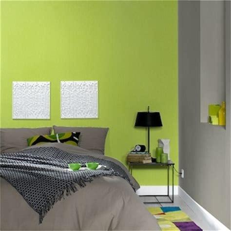 chambre verte et grise home decor