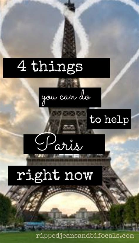 Things To Help You Out by Four Things You Can Do To Help Besides Pray Ripped