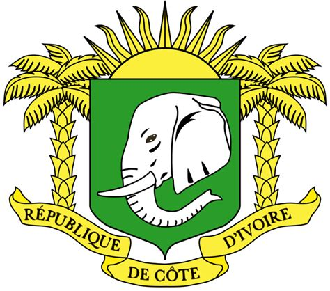 D Finition De Armoiries by 7 Ao 251 T 1960 Ind 233 Pendance De La C 244 Te D Ivoire Je Me Souviens