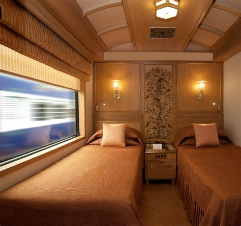 bedroom express maharajas express a luxury train in india