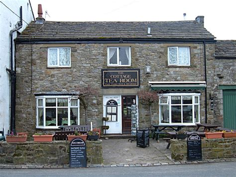 Cottage Tea Room by Cottage Tea Room Kettlewell 169 Michael Ely Cc By Sa 2 0