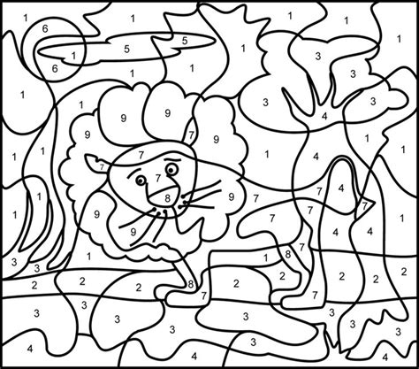 hard lion coloring pages lion coloring page edufun coloring pages color by