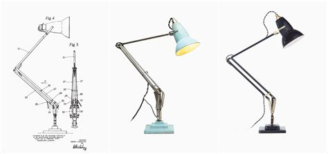 Small Industrial Desk by George Carwardine Anglepoise Designers