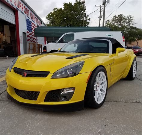 saturn sky saturn sky with a 2jz gte engine swap depot