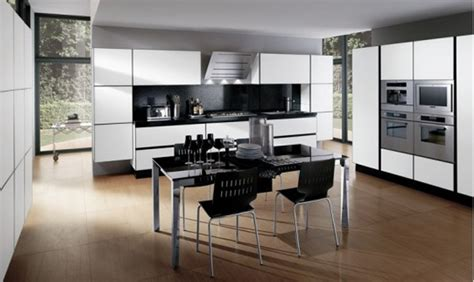 modern kitchen and dining room design ultra modern dining room kitchen design ideas