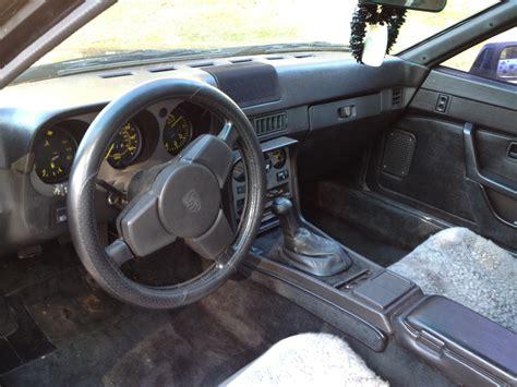porsche hatchback interior 1985 porsche 944 interior pictures cargurus
